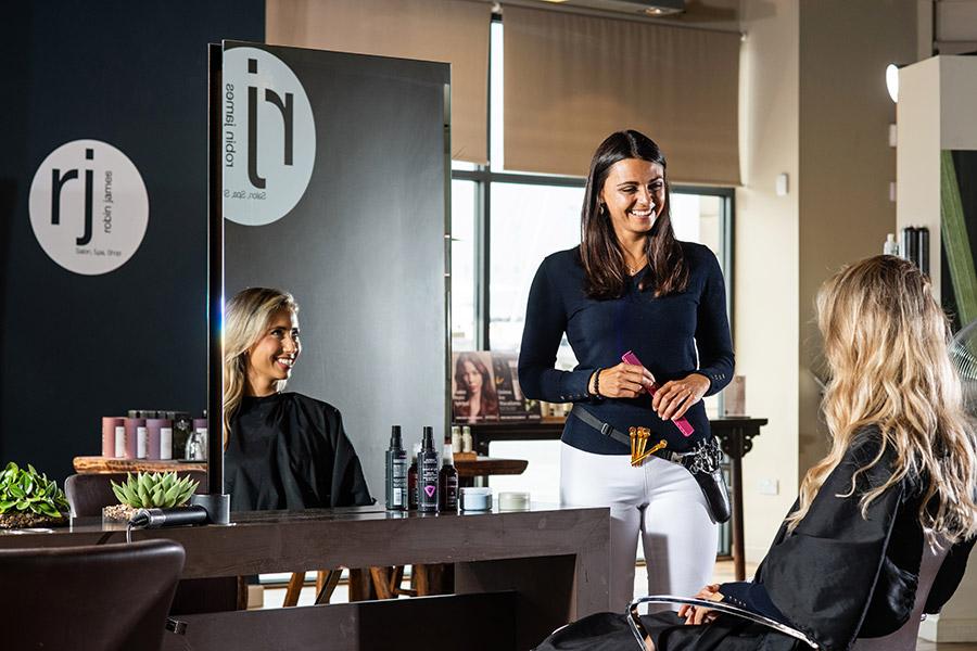 Hair Cut Dorchester Dorset Aveda Hair Salon