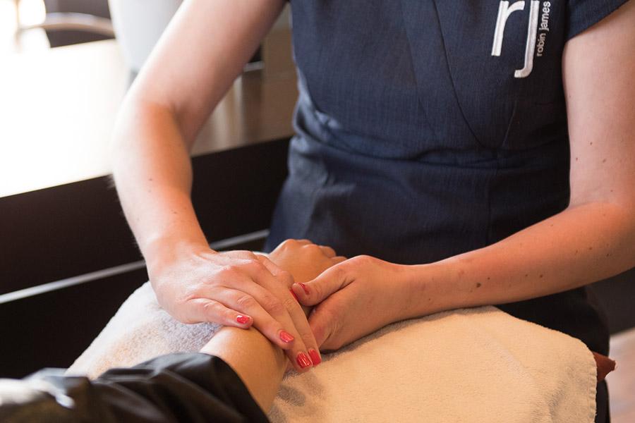 Poole Dorset Aveda Salon Spa Massage