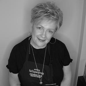 Artistic Aveda Director Sherborne Dorset Sue