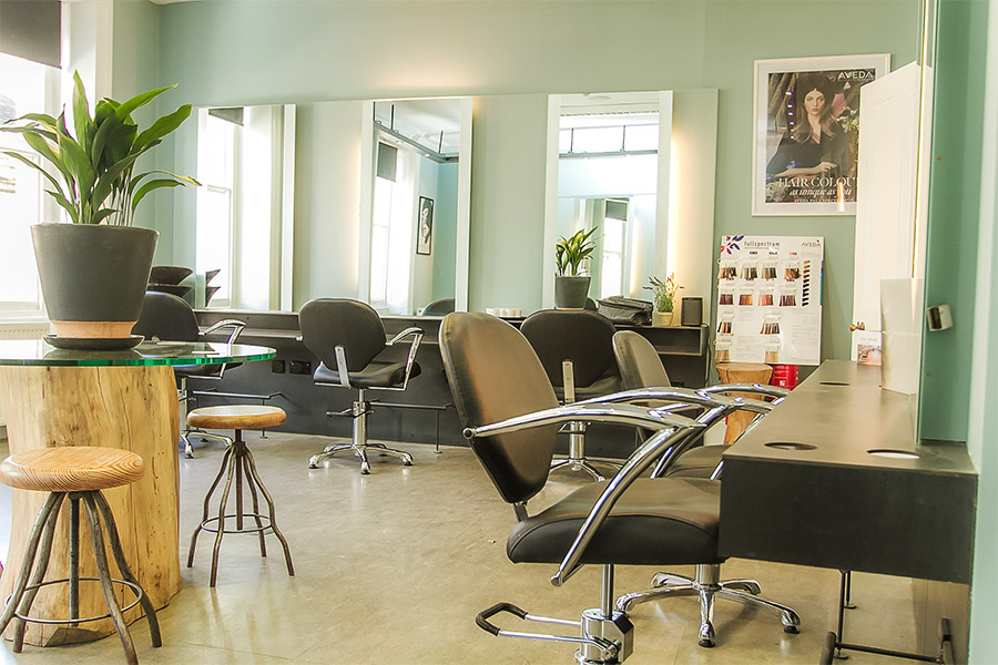 Sherborne Dorset Aveda Salon Spa
