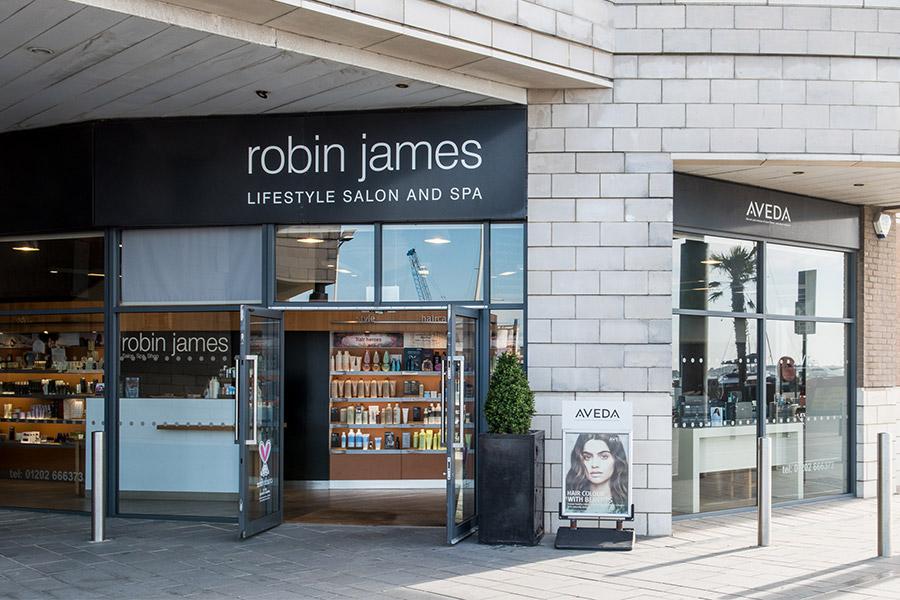 Poole Dorset Aveda Hair Salon Spa